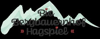 Hagspiel Bio-Bergbauernhof Logo