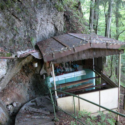 Bio Ferienhof Hagspiel Grotte