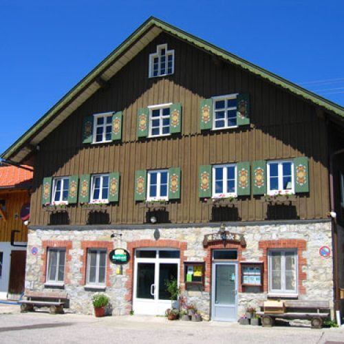 Bio Ferienhof Hagspiel Kaeserei