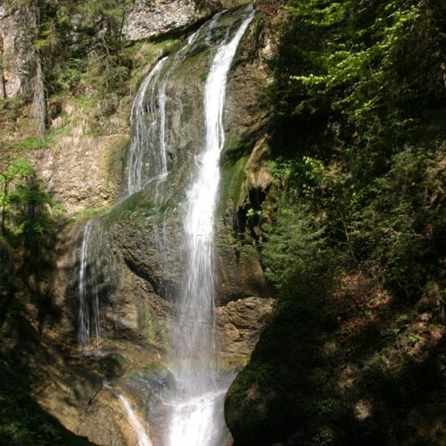 Bio Ferienhof Hagspiel Wasserfall